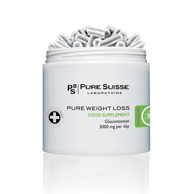 PURE SUISSE Добавка пищевая / Pure Weight Loss 84 капсулы