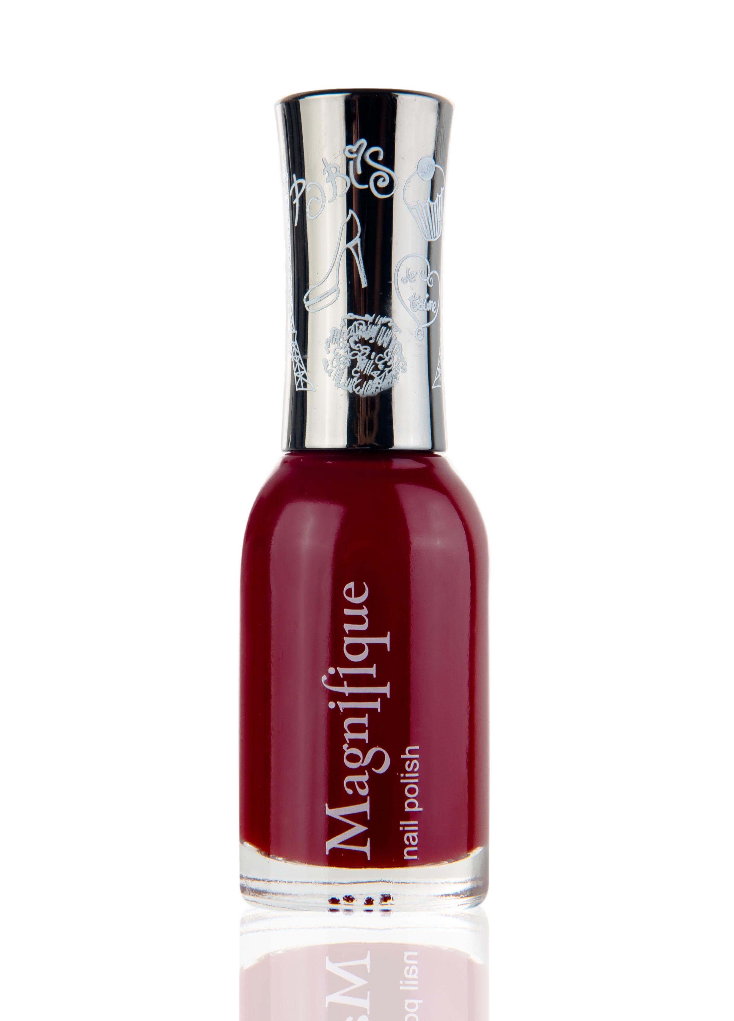 Купить AURELIA 120 лак для ногтей / Magnifique GEL effect 13 мл, Красные
