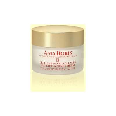 AMADORIS Крем на клеточном уровне для сухой и чувствительной кожи дневной Интенсивное увлажнение 50млКремы<br>Эффективный уход для зрелой кожи. Не содержит парааминобензойных кислот. BIO CELLS ACTIV(сочетание гиалуроната натрия, органического масла из семян кунжута и высокоактивных клеток дамасской розы) даёт коже долговременное увлажнение, противодействует преждевременному старению и появлению глубоких морщин. Помогает восстановить молодость кожи. Обогащенный солнечными фильтрами нового поколения, обеспечивает эффективную защиту от солнечной радиации. Способ применения: наносить утром на очищенную тоником кожу лица и шеи.  Активные ингредиенты: Экстракт эдельвейса, зеленого чай, цмина, мальвы. Экстракт из клеток розы Дамасской, Витамин A, Витамин E, провитамин В5, витамин B6, масло кунжутного семени, масло из семян клещивины, масло ши, сорбит, гиалуроновая кислота, пальмитоил, Трипептид-5. Способ применения: Наносить утром после очищения лица на кожу лица и шеи до полного впитывания в кожу.<br><br>Назначение: Морщины<br>Время применения: Дневной