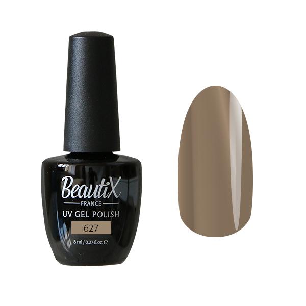 Купить BEAUTIX 627 гель-лак для ногтей 8 мл, Коричневые