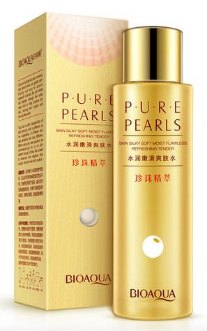 BIOAQUA Лосьон увлажняющий / Pure Pearls 120 мл -  Лосьоны