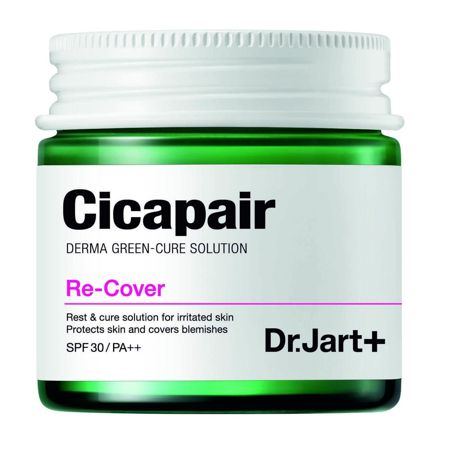 Купить DR. JART+ СС крем восстанавливающий, корректирующий цвет лица Антистресс SPF 30/PA++ / CICAPAIR 50 мл