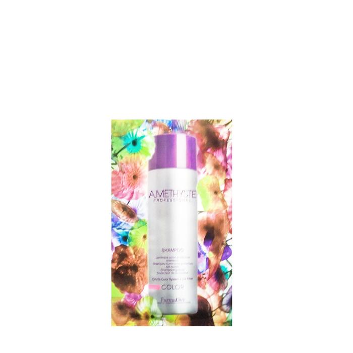 FARMAVITA Шампунь для окрашенных волос / Amethyste color shampoo 10 мл