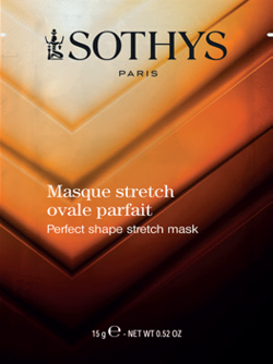 SOTHYS Маска тканевая эластичная Идеальный овал 10 шт