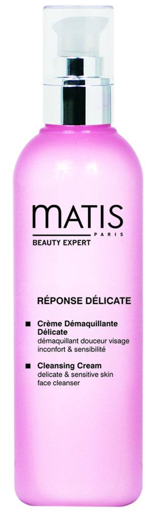 Купить MATIS Крем очищающий питательный для снятия макияжа 200 мл