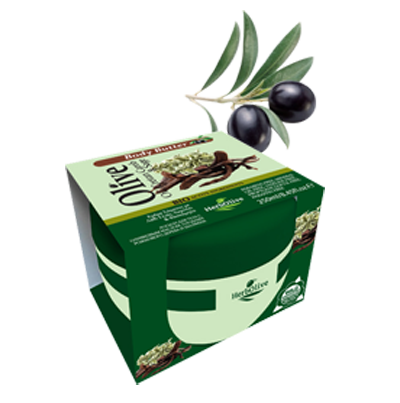 MADIS Масло для тела с экстрактом плодов рожкового дерева и шалфеем / HerbOlive 250мл