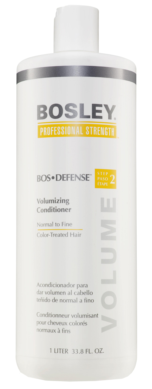 BOSLEY Кондиционер для объема нормальных/тонких окрашенных волос / ВОS DEFENSE (step2) 1000мл