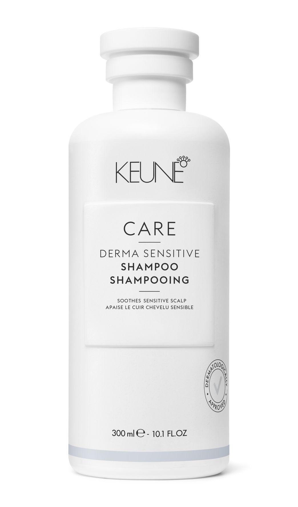 Купить KEUNE Шампунь для чувствительной кожи головы / CARE DERMA SENSITIVE SHAMPOO 300 мл