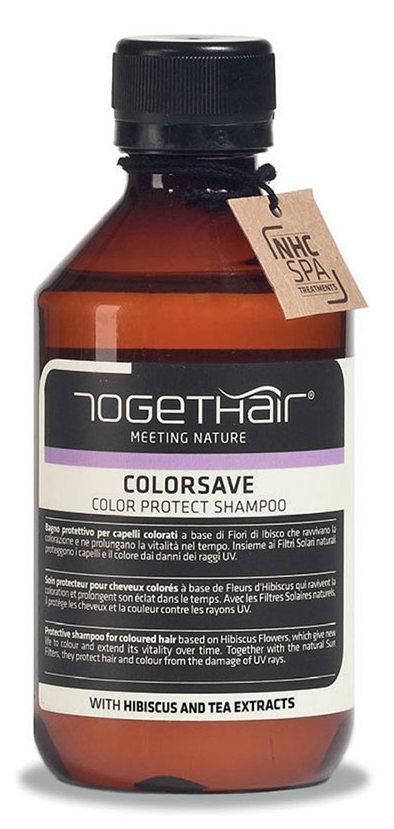 Купить TOGETHAIR Шампунь для защиты цвета окрашенных волос / Colorsave Shampoo color protect 250 мл