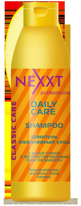 NEXXT professional Шампунь Ежедневный уход / DAILY CARE SHAMPOO 1000мл