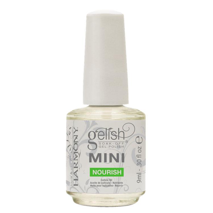 GELISH Масло для ногтей и кутикулы / GELISH Nourish 9мл