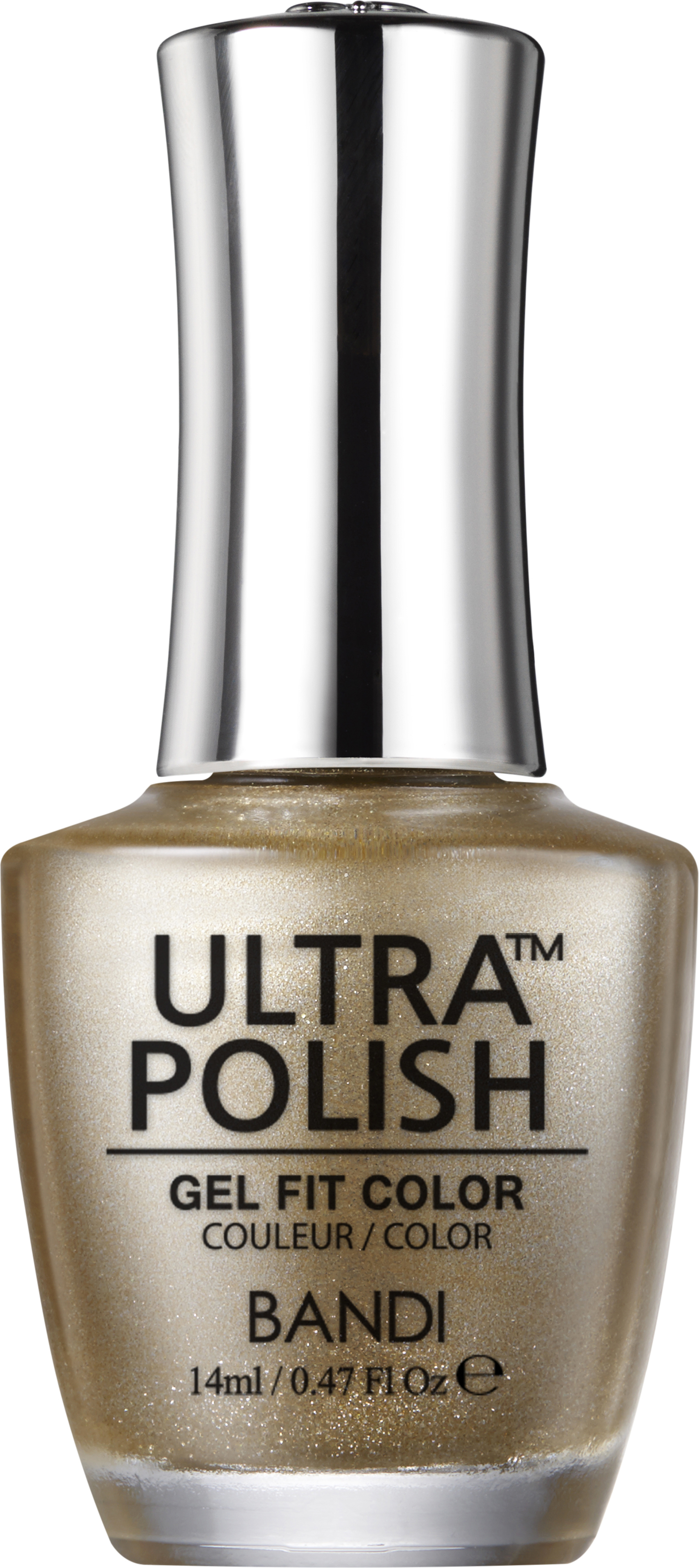 Bandi up903 ультра-покрытие долговременное цветное для ногтей / ultra polish gel fit color 14 мл