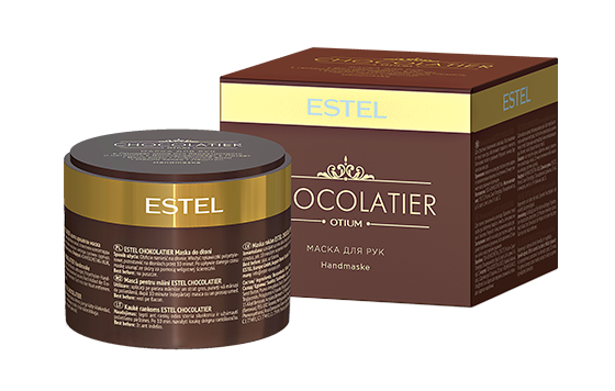ESTEL PROFESSIONAL Маска для рук / CHOCOLATIER 65 гр