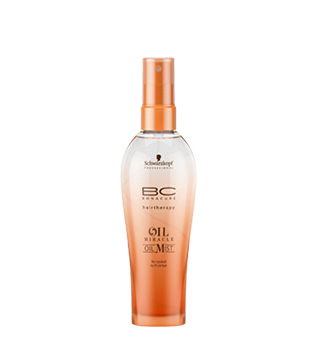SCHWARZKOPF PROFESSIONAL Масло-спрей для жёстких волос / BC Oil Miraclre Oil Mist 100мл