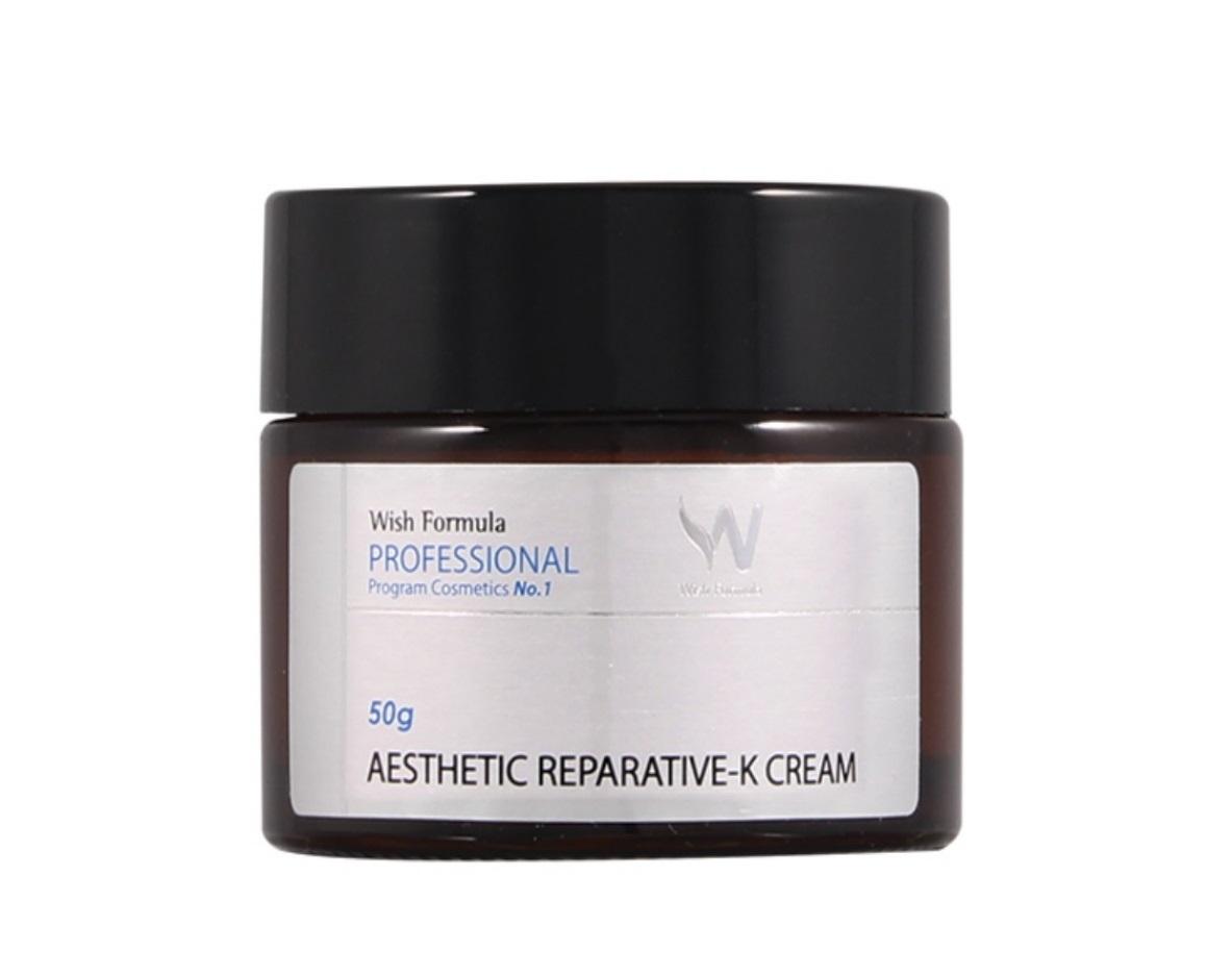 Купить WISH FORMULA Крем восстанавливающий, ускоряющий регенерацию кожи для лица / Reparative- K Cream 50 г