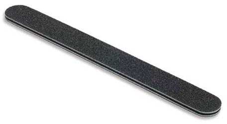CND Пилка моющаяся грубая для искусственных ногтей / Hotshot 100/180 zinger пилка полуовал черная 100 180