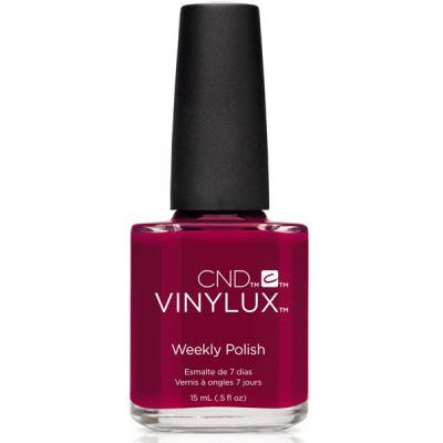 CND 197 лак недельный для ногтей Rouge Rite / VINYLUX 15мл