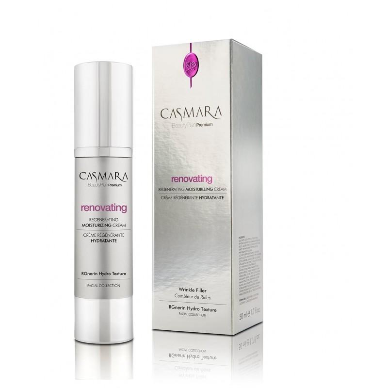 Casmara крем активный для лица гидро регенерин 50