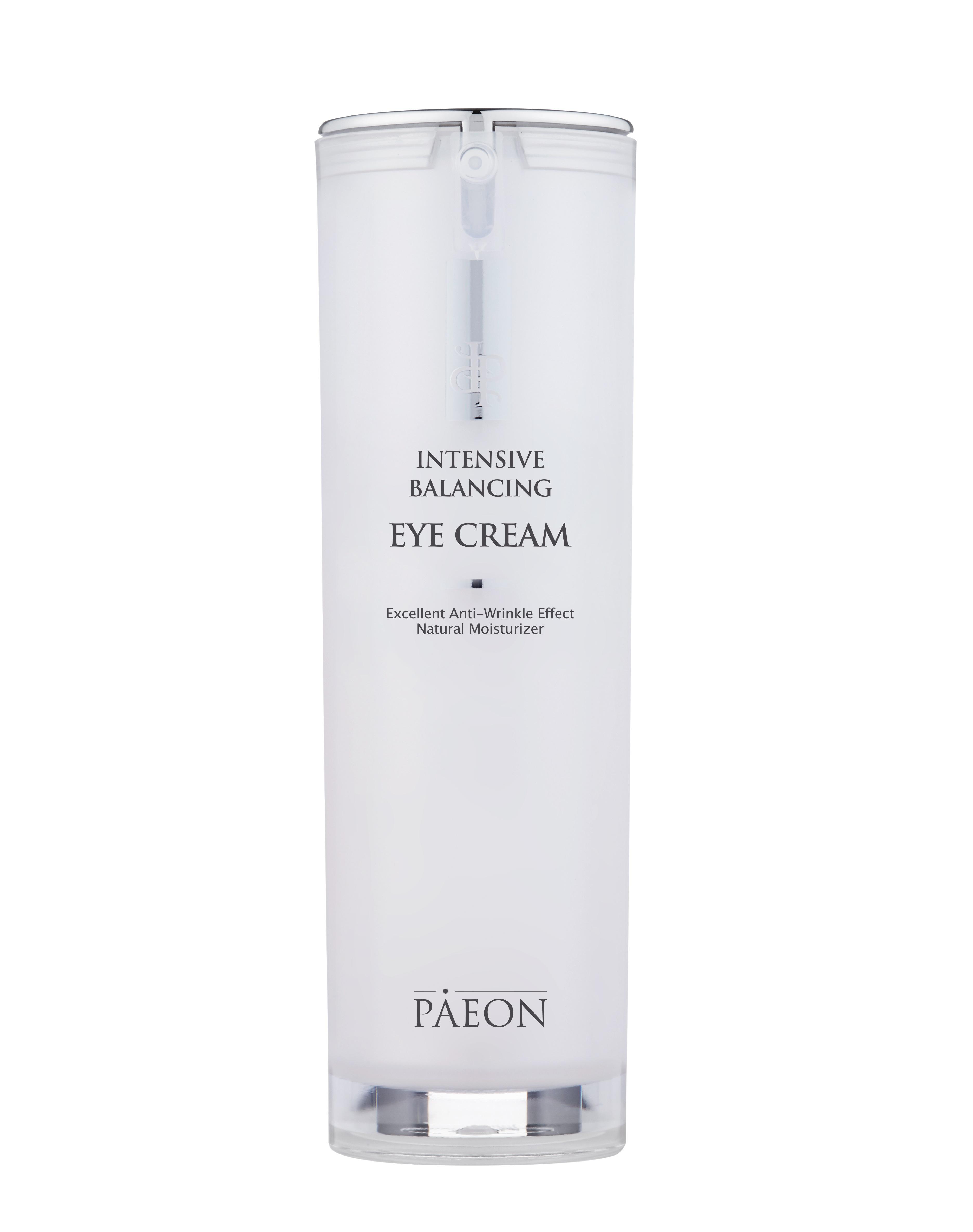 PAEON Крем омолаживающий для глаз, восстановление PH-баланса / INTENSIVE BALANCING EYE CREAM 30 мл