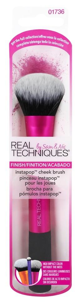 Купить REAL TECHNIQUES Кисть для румян / Instapop Cheek Brush