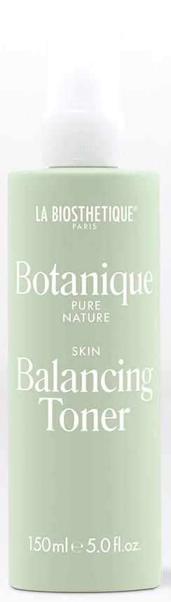 LA BIOSTHETIQUE Тоник увлажняющий и балансирующий для лица, без отдушки / Balancing Toner BOTANIQUE 150 мл -  Тоники