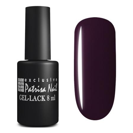 Купить PATRISA NAIL 174 гель-лак для ногтей, глубокие темные оттенки / Axios Gel 8 мл, Фиолетовые
