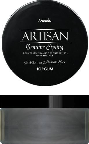 NOOK Воск волокнистый для укладки волос / Top Gum Fiber Gum ARTISAN 100мл nook активатор 3