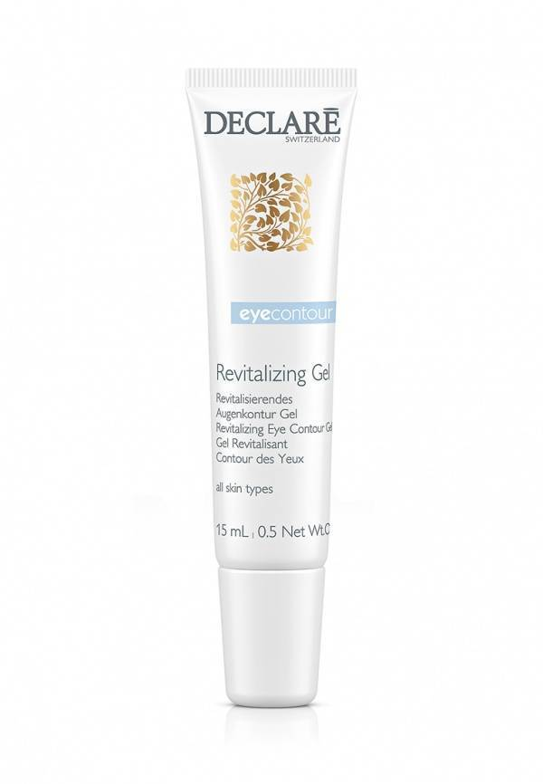 DECLARE Гель восстанавливающий для кожи вокруг глаз / Revitalising Eye Contour Gel 15мл