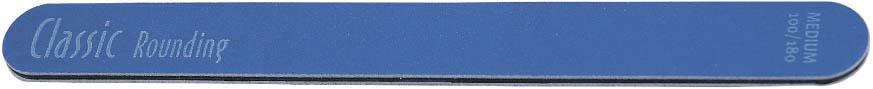 SIBEL Пилка Rosa жесткая синяя 100/180, Sibel