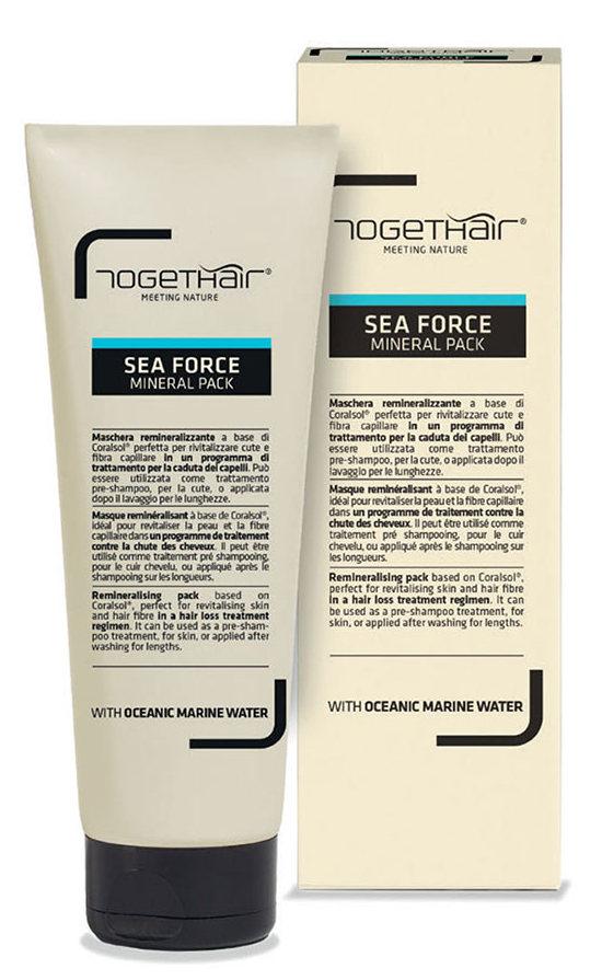 Купить TOGETHAIR Маска восстанавливающая минерализованная против выпадения волос / Sea Force Mask mineral 250 мл