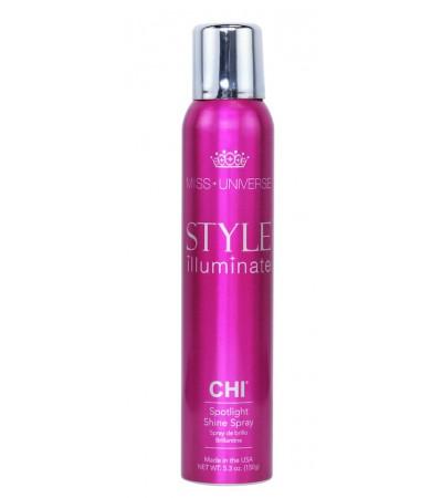 CHI Спрей-блеск для волос Мисс Вселенная / CHI MISS UNIVERSE STYLE ILLUMINATE 150гр