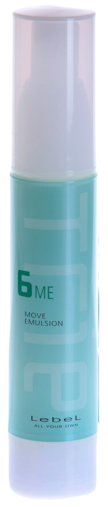 LEBEL Эмульсия для волос / Trie Move Emulsion 6 50грСыворотки<br>Моделирующая сыворотка для локонов, способствующая структурированию завитка. Подчёркивает текстуру волнистых волос и держит кончики под контролем. Придает прикорневой объем тонким волосам. Имеет степень фиксации 6 (средняя фиксация). Эмульсия является не только стайлинговым средством, но и оказывает ухаживающее действие за волосами. Эмульсия питает и увлажняет волосы, обладает антиоксидантным свойством. Защищает волосы от негативных факторов окружающей среды, в том числе от вредных UV-лучей солнца.&amp;nbsp; Способ применения: небольшое количество эмульсии использовать на сухие волосы для оформления структурированного завитка или на влажные волосы и оставить сушиться естественным путём. Для волос средней длины обычно достаточно два нажатия на дозатор.<br><br>Вид средства для волос: Моделирующая