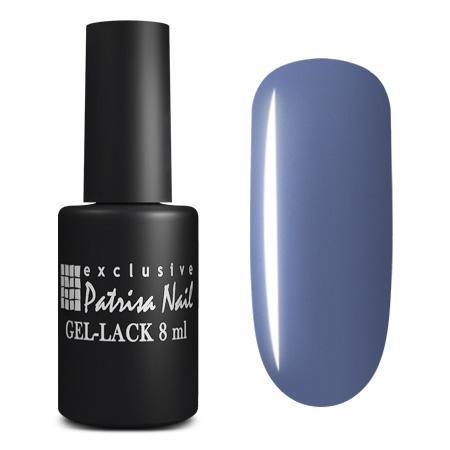 Купить PATRISA NAIL 471 гель-лак для ногтей / Tweed Trend 8 мл, Синие