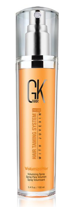 GKHair (Global Кеratin) Спрей для объема волос / VolumazerHer 100 мл -  Спреи