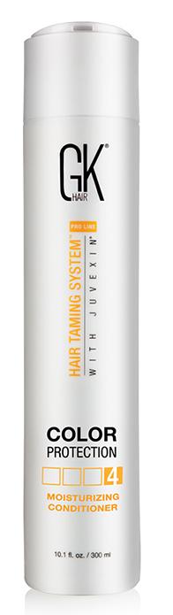 GKHair (Global Кеratin) Кондиционер увлажняющий с защитой цвета волос / Moisturizing Conditioner Color Protection 300 мл - Кондиционеры