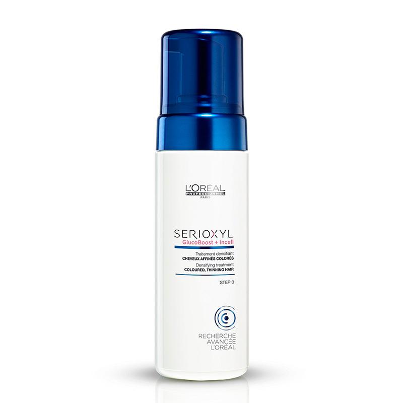 LOREAL PROFESSIONNEL Мусс уплотняющий для окрашенных волос / СЕРИОКСИЛ 125 мл