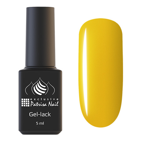 Купить PATRISA NAIL 715 гель-лак однофазный для ногтей Московская сага 5 мл, Желтые