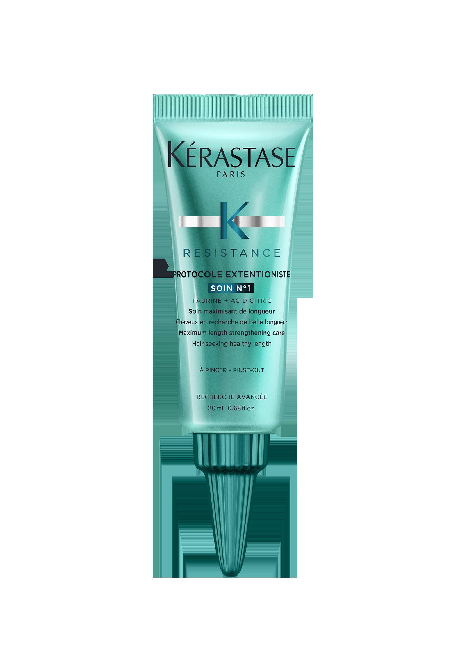 Купить KERASTASE Уход для восстановления поврежденных и ослабленных волос, Суан 1 / Resistance Extentioniste 18 х 10 мл