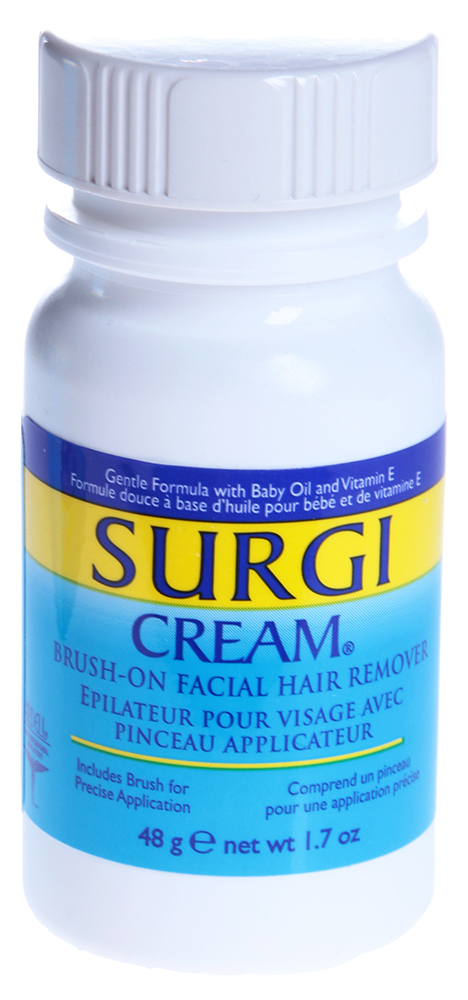 SURGI ���� ��� �������� ����� �� ���� / Brush-on Hair Remover