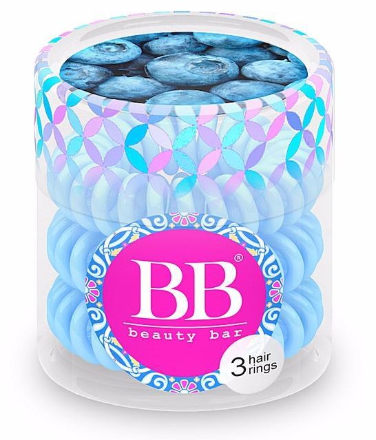 BEAUTY BAR Резинка для волос Beauty Bar / Светло-голубой