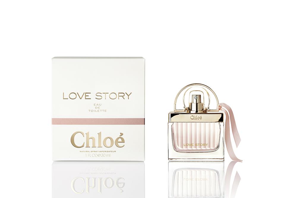 CHLOE Вода туалетная женская Chloe Love Story 30 мл