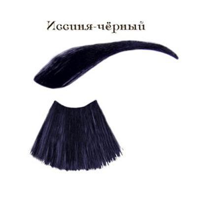ESTEL PROFESSIONAL Краска для бровей и ресниц иссиня-черный / Enigma