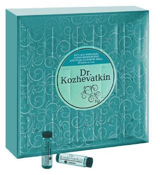 DR.KOZHEVATKIN Сыворотки активные обогащенные для ухода за кожей лица Программа 28 дней / Anti-age program-28 14*2 мл -  Сыворотки