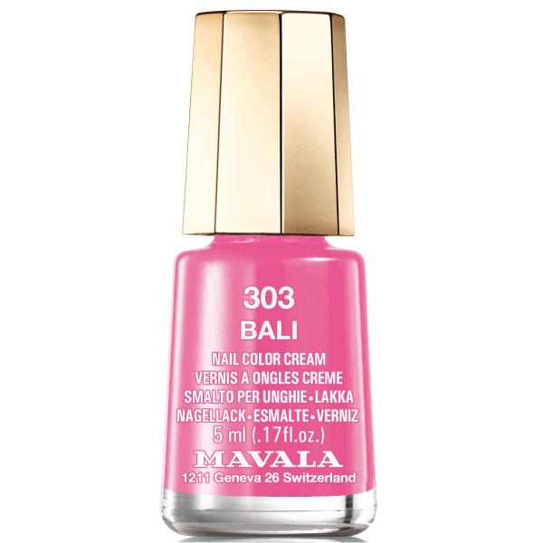 """MAVALA Лак для ногтей мини """"Бали"""" / Bali 5мл"""