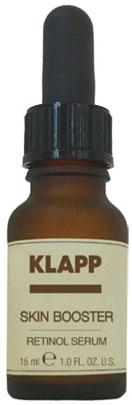 Купить KLAPP Сыворотка для лица Ретинол / SKIN BOOSTER 15 мл