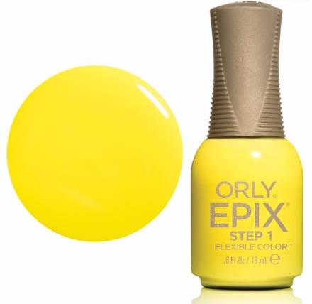 ORLY Покрытие эластичное цветное 941 PCH Road Trippin / EPIX Flexible Color 18мл orly epix flexible sealcoat топ 18 мл