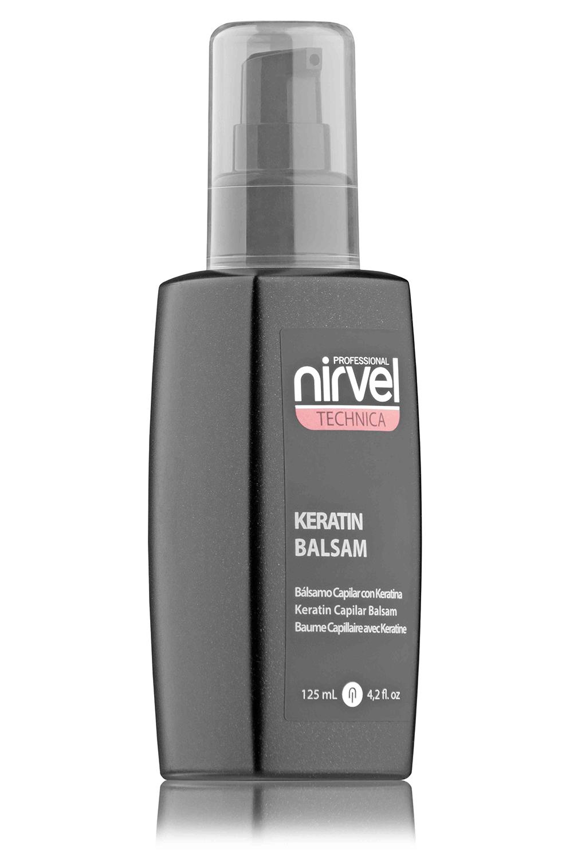 Купить NIRVEL PROFESSIONAL Бальзам кератиновый для защиты перед тепловой обработкой / KERATIN BALSAM №3 125 мл