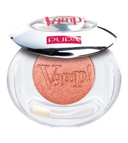 PUPA Тени компактные 200 VAMP! розовый грейпфрут сатиновый, 2,5гр