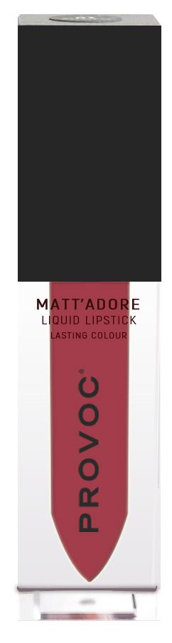 Купить PROVOC Помада жидкая матовая для губ 16 / MATTADORE Liquid Lipstick Focus 5 г