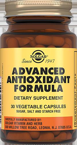 SOLGAR Антиоксидантная формула, капсулы № 30